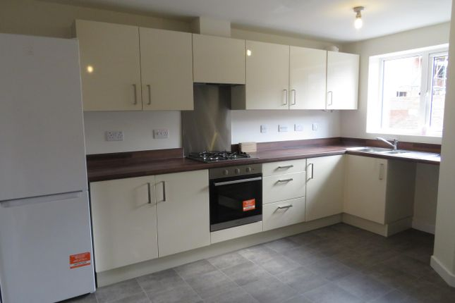 Thumbnail Property to rent in Oak Wood Drive, Corby