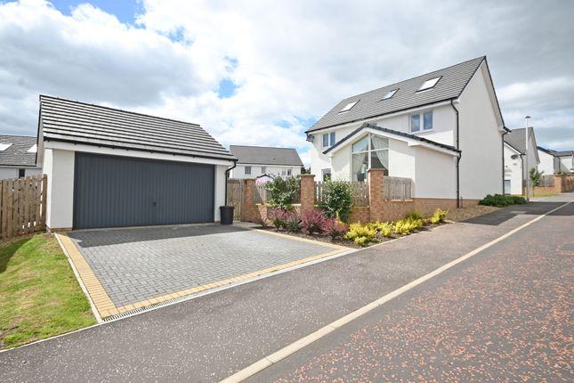 Thumbnail Detached house for sale in Parkside, Auchterarder
