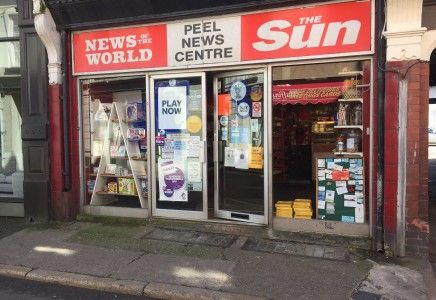 Thumbnail Retail premises for sale in Michael Street Peel, Isle Of Man