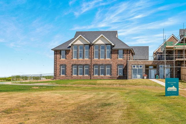 Thumbnail Flat for sale in Apartment 2 At The Links, Rest Bay, Porthcawl