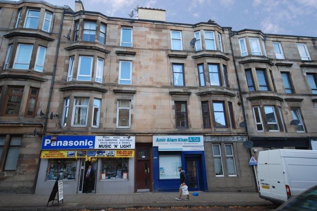 Thumbnail Flat for sale in Flat 1/1, 684 Cathcart Road, Govanhill, Glasgow