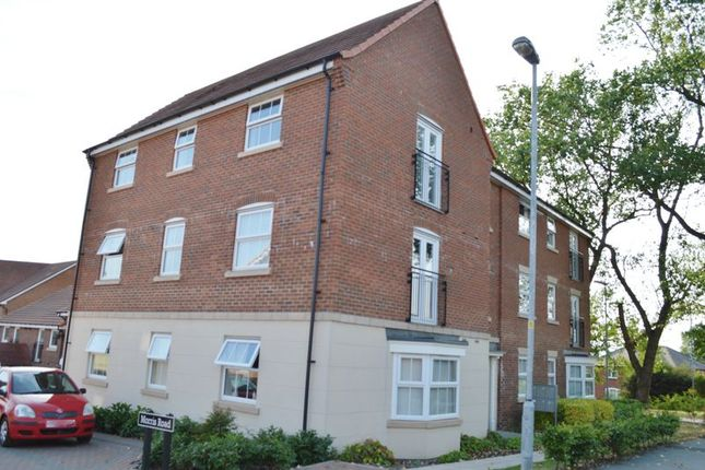 Thumbnail Flat to rent in Morris Road, Castleford