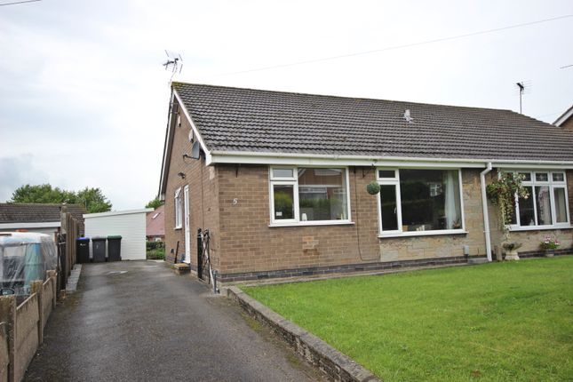 Thumbnail Semi-detached house for sale in Sycamore Close, Selston