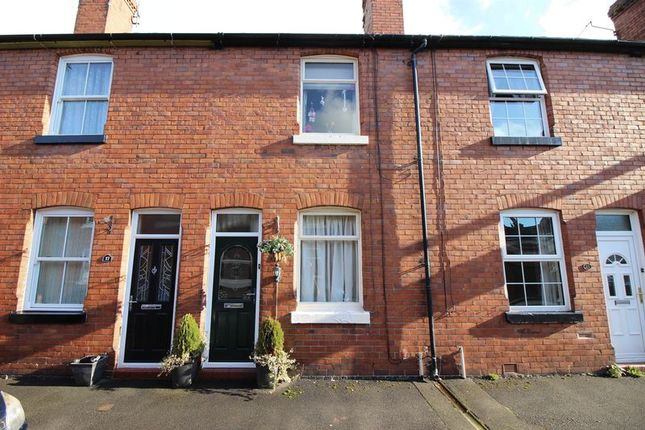 Thumbnail Terraced house for sale in Gaunt Street, Leek, Staffordshire