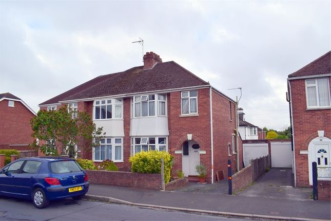 Thumbnail Semi-detached house to rent in Summerway, Pinhoe, Exeter