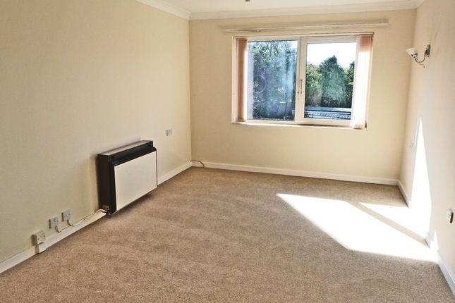 Living Room of Homefylde House, Blackpool FY3