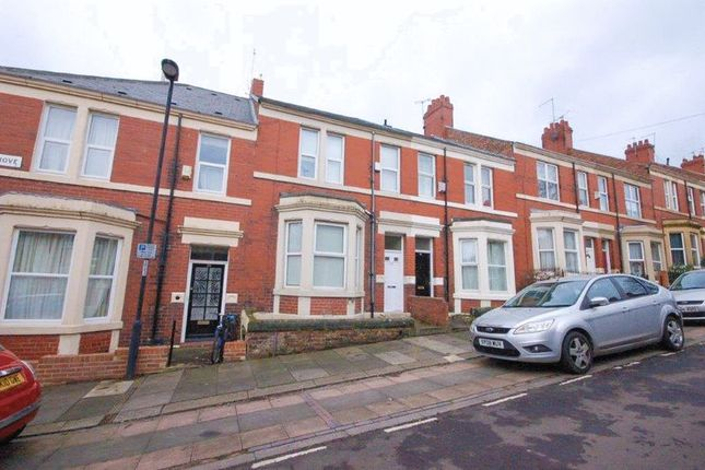 Thumbnail Terraced house for sale in Brandon Grove, Sandyford, Newcastle Upon Tyne