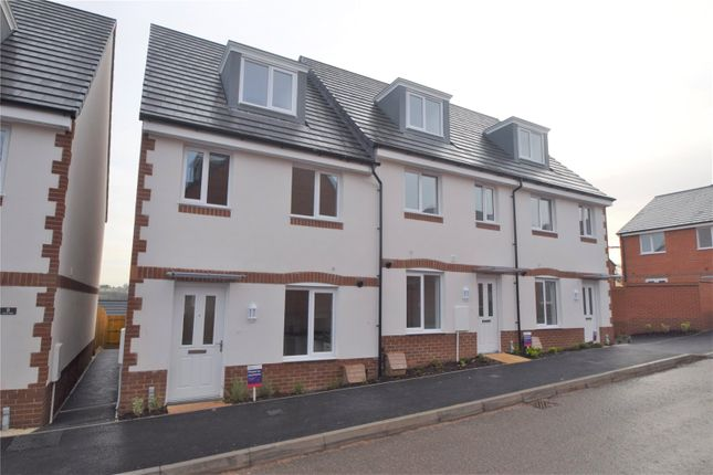 Thumbnail Semi-detached house to rent in Jenner Road, Tiverton, Devon