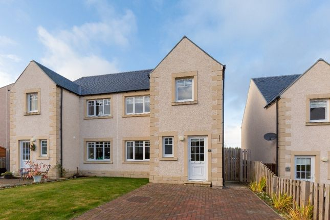 3 bed semi-detached house to rent in Harleyburn Drive, Melrose, Scottish Borders TD6