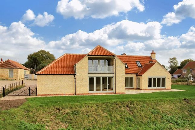 Thumbnail Detached house for sale in 5 Manor Farm, Navenby