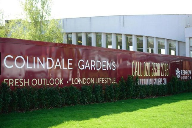 Thumbnail 1 bed flat for sale in Colindale Gardens, Colindale Avenue, London