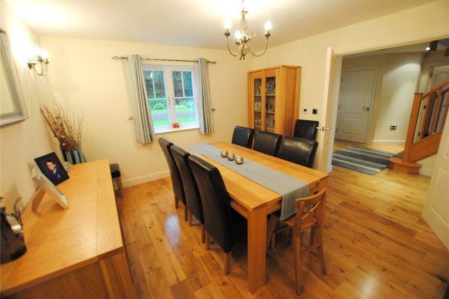 Dining Room of Castleton Gardens, Castleton, Cardiff CF3