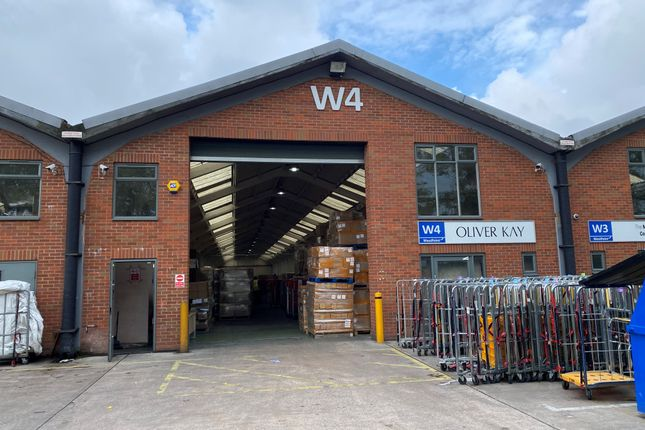 Thumbnail Industrial to let in Unit West Point, Aldridge, Unit W4, Westpoint, Walsall