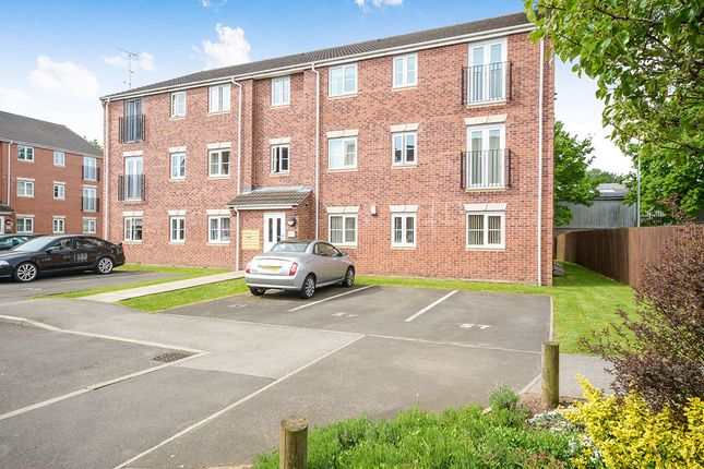 Thumbnail Flat to rent in Heather Gardens, Lincoln