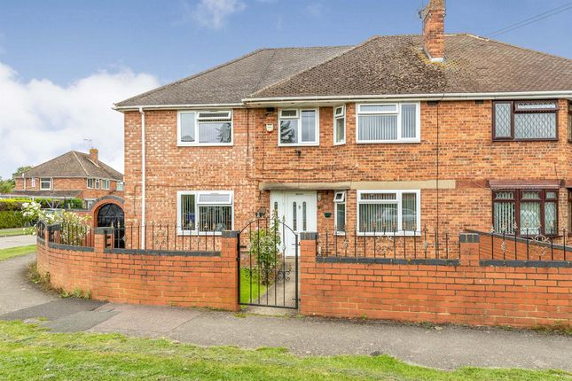 Thumbnail Semi-detached house for sale in Grimsbury Drive, Banbury