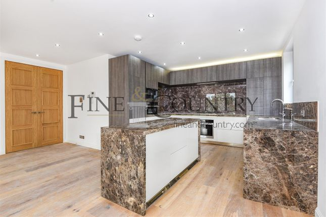 Thumbnail Flat for sale in St Giles Lodge, Eden Avenue, Chigwell