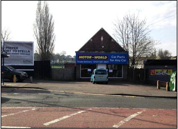 Thumbnail Retail premises for sale in Stourbridge Road, Halesowen