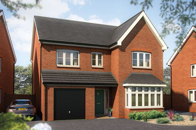 """Thumbnail Property for sale in """"The Alder"""" at The Dovecote, Warwick"""