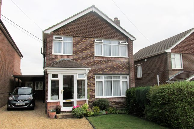 Thumbnail Detached house for sale in Alexandra Road, Hedge End, Southampton, Hampshire