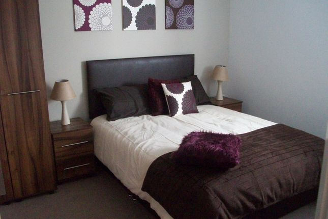 Thumbnail Flat to rent in Ladywell Point Pilgrims Way, Salford