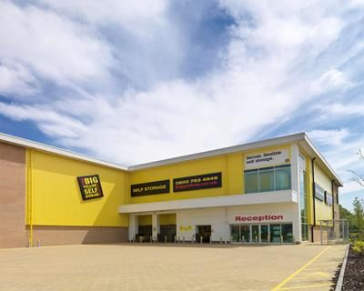 Warehouse to let in Big Yellow Self Storage Birmingham, 20 Adams Street, Off Dartmouth Middleway, Birmingham