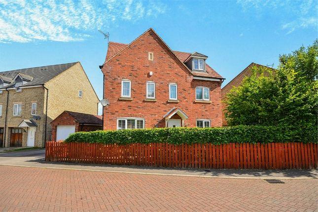 Thumbnail Detached house for sale in Betony Grove, Kirkby In Ashfield, Nottinghamshire