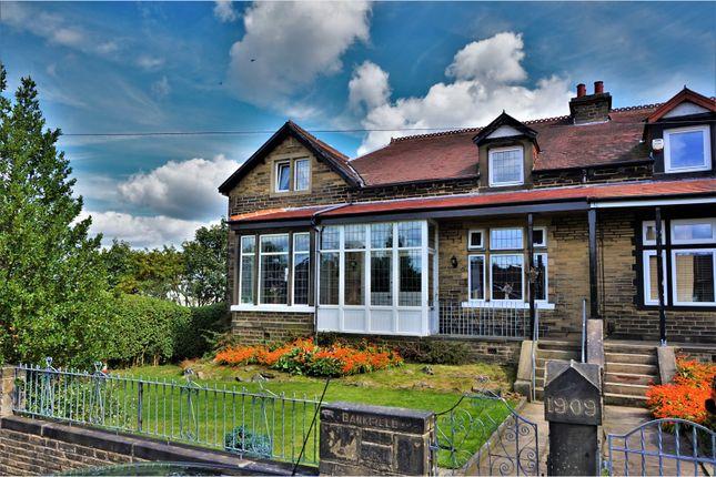 Thumbnail Semi-detached house for sale in Aberdeen Terrace, Bradford
