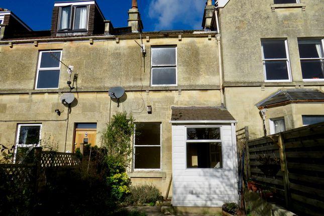 Thumbnail Terraced house for sale in Eden Terrace, Larkhall, Bath