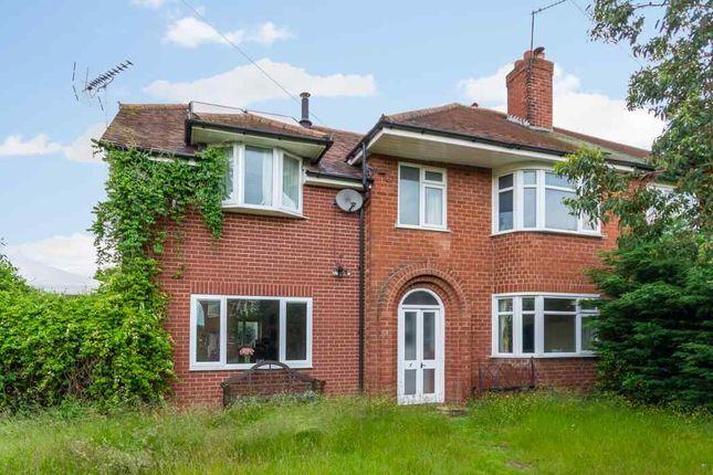 Semi-detached house for sale in Sutton Grove, Shrewsbury