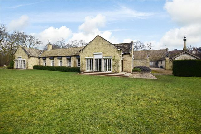 Thumbnail Detached house to rent in Anglesey Abbey, Quy Road, Cambridge, Cambridgeshire
