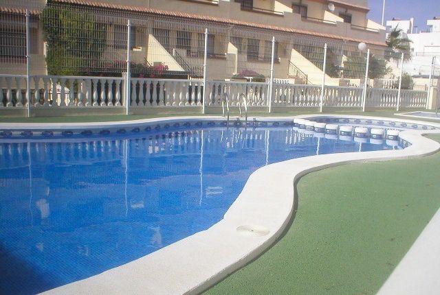Communal Pool of Aria VI, Torrevieja, Alicante, Valencia, Spain