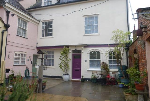 Thumbnail Property to rent in Little Church Street, Harwich