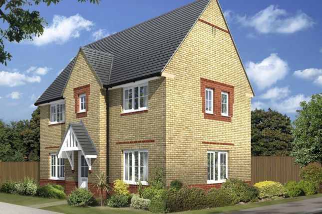 "Thumbnail Detached house for sale in ""Morpeth 2"" at Green Lane, Yarm"