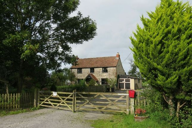 Thumbnail Detached house for sale in Badgworth, Axbridge