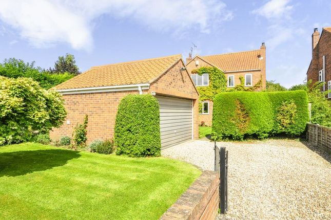 Thumbnail Detached house for sale in Angram Road, Long Marston, York