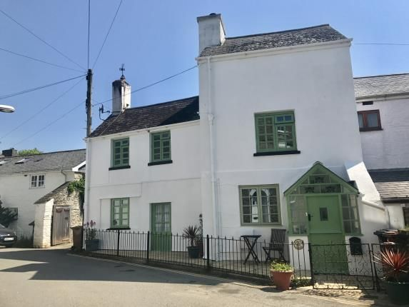 Thumbnail Semi-detached house for sale in Harbertonford, Totnes