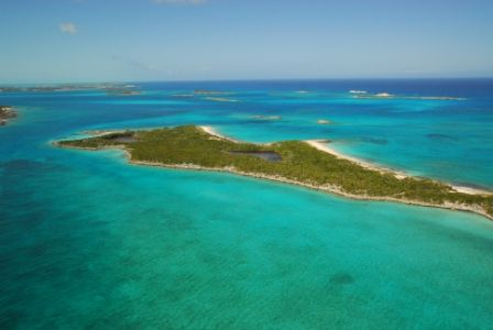 Land for sale in Leaf Cay, Exuma Cays, The Bahamas