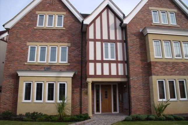 Thumbnail Flat to rent in Hartopp House, Sutton Coldfield