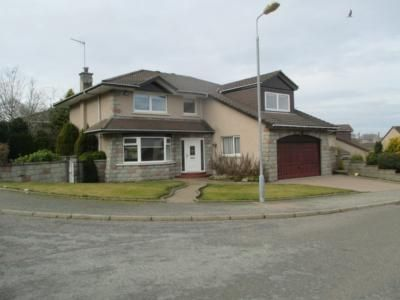 Thumbnail Detached house to rent in Queens Den, Woodend