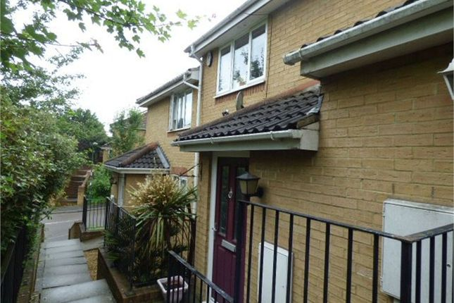 Thumbnail Terraced house to rent in Princes Avenue, Walderslade, Chatham, Kent