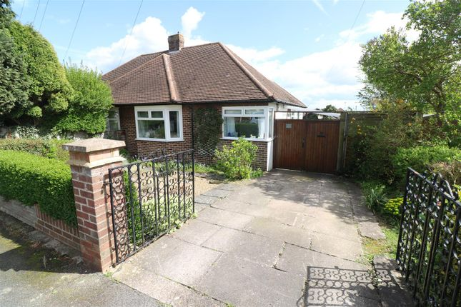 Thumbnail Semi-detached bungalow for sale in Upper Park Avenue, Rushden