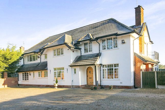5 bed detached house for sale in Bruntwood Lane, Cheadle Hulme, Cheadle