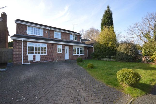 Thumbnail Detached house for sale in Kinglass Road, Spital, Wirral