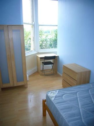 Thumbnail Flat to rent in Flat F, 35-37 Noel Street, Forest Fields, Nottingham