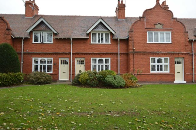 Thumbnail Terraced house to rent in Pool Bank, Port Sunlight, Wirral