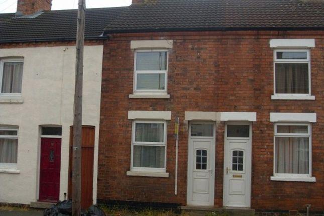 Thumbnail End terrace house to rent in Pemberton Street, Rushden