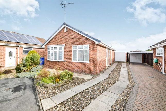 Thumbnail Detached bungalow for sale in Cedarwood Drive, Hull