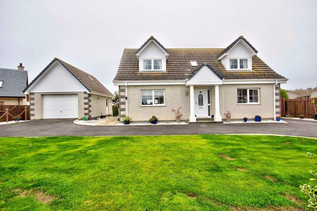 Thumbnail Detached house for sale in Monks Walk, Fearn, Ross-Shire
