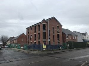 Thumbnail Block of flats for sale in Hightown & Heathfield Ave, Crewe, Cheshire