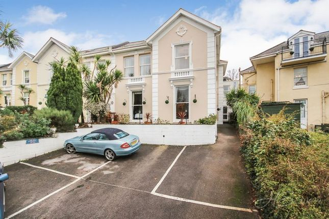 Thumbnail Semi-detached house for sale in Bampfylde Road, Torquay